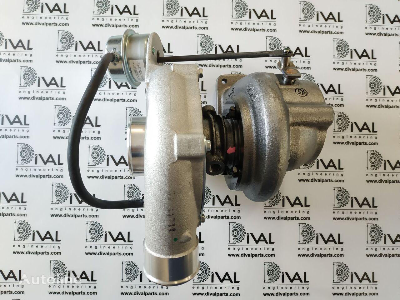 JCB Angliya turbocompresor para motor para JCB 530/70, 531/70, 540/70, 541/70, 535/95, 533/105, 535/125, 540/140, 540/170, 3CX maquinaria de elevación y manutención nuevo