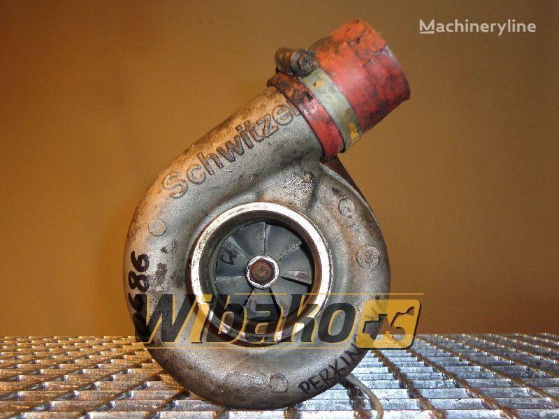 Schwitzer 2674A154 turbocompresor para motor para KOMATSU PC210LC-3KP otra maquinaria de construcción