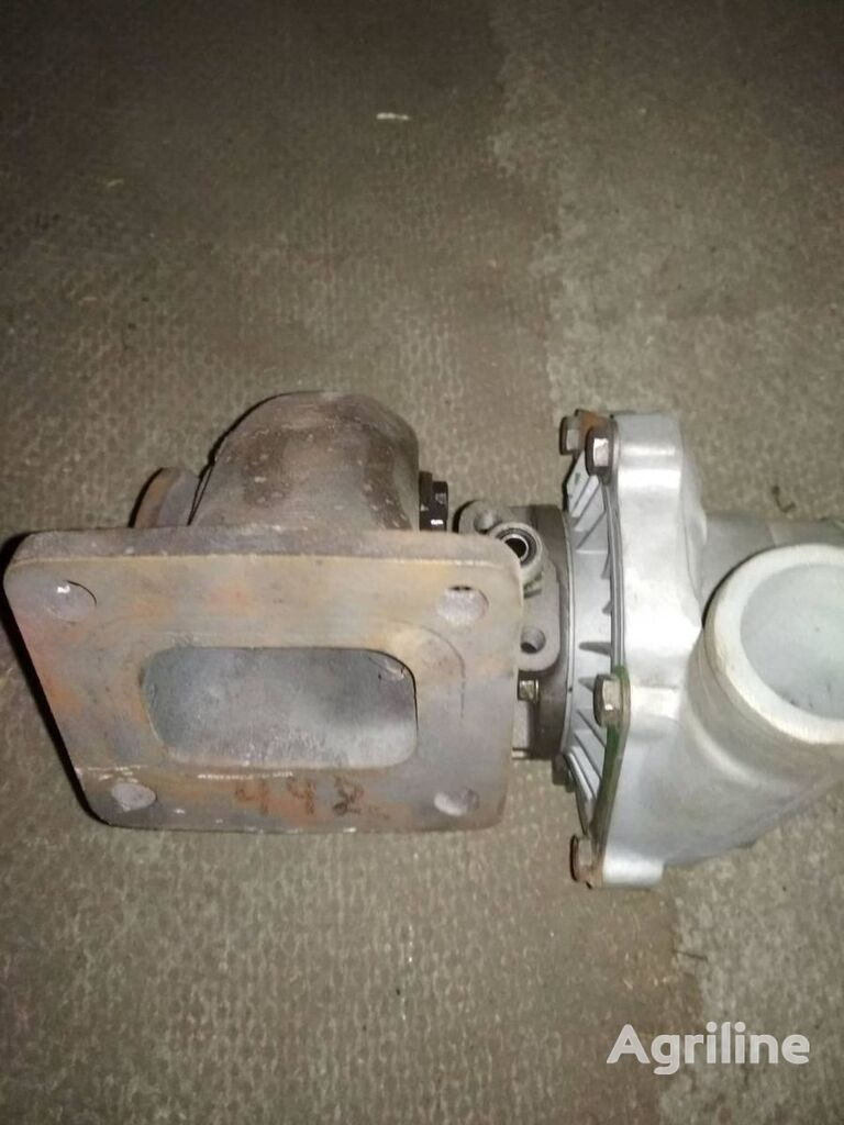 GARRETT John Deere 4045 turbocompresor para JOHN DEERE 6010, 6110, 6210, 6100D, 6110D, 6115D, 6125D, 6130D, 6140D, 6100E, 6020, 6120 i dr. tractor nuevo