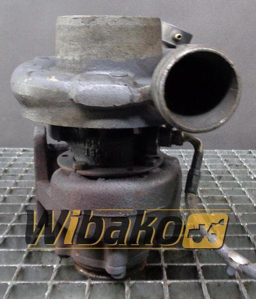 HOLSET HX35W (3536321) turbocompresor para excavadora