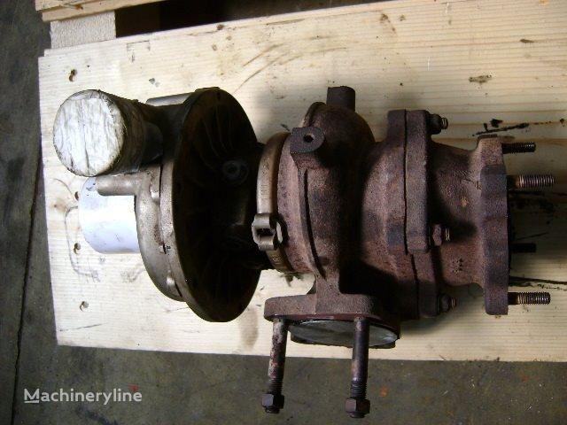 ISUZU turbocompresor para ISUZU 4HK1 excavadora
