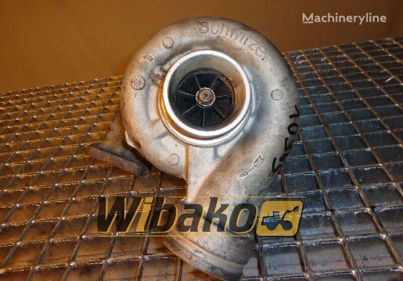 Turbocharger Schwitzer S2B148K turbocompresor para S2B148K (19F06-0784) excavadora