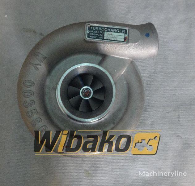 Turbocharger Cummins HX35 turbocompresor para HX35 (3522778) excavadora