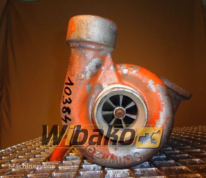 Turbocharger Schwitzer 20I9400139 turbocompresor para 20I9400139 (4204493KZ) otros maquinaria de construcción