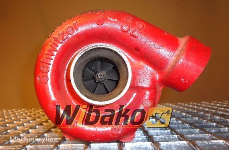 Turbocharger Schwitzer 52A1570 turbocompresor para 52A1570 (180096-0914) otros maquinaria de construcción