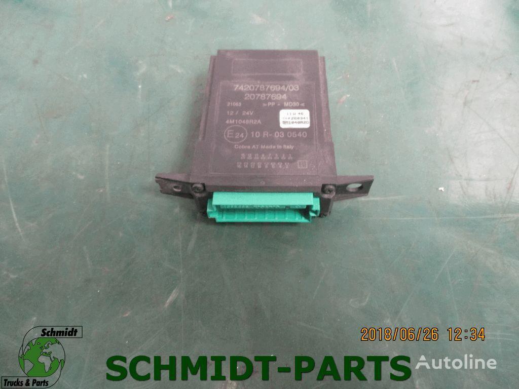 (7420787694) unidad de control para RENAULT camión