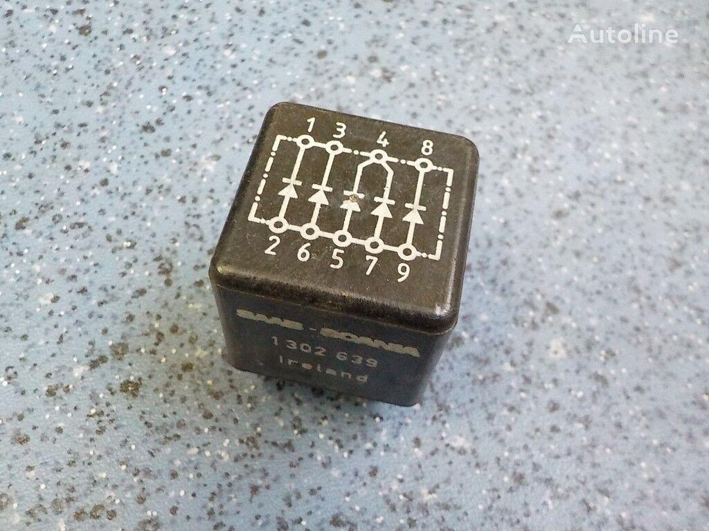 Blok elektronnyy (diodnyy blok) unidad de control para camión