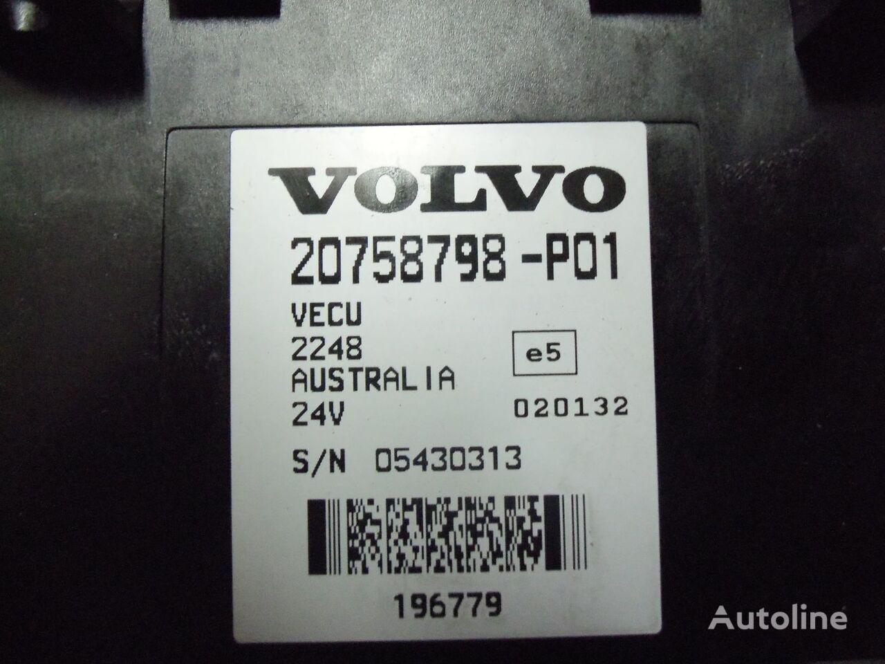 unidad de control para VOLVO FH12, FM12, FH13, ELCE-CK, BBM tractora