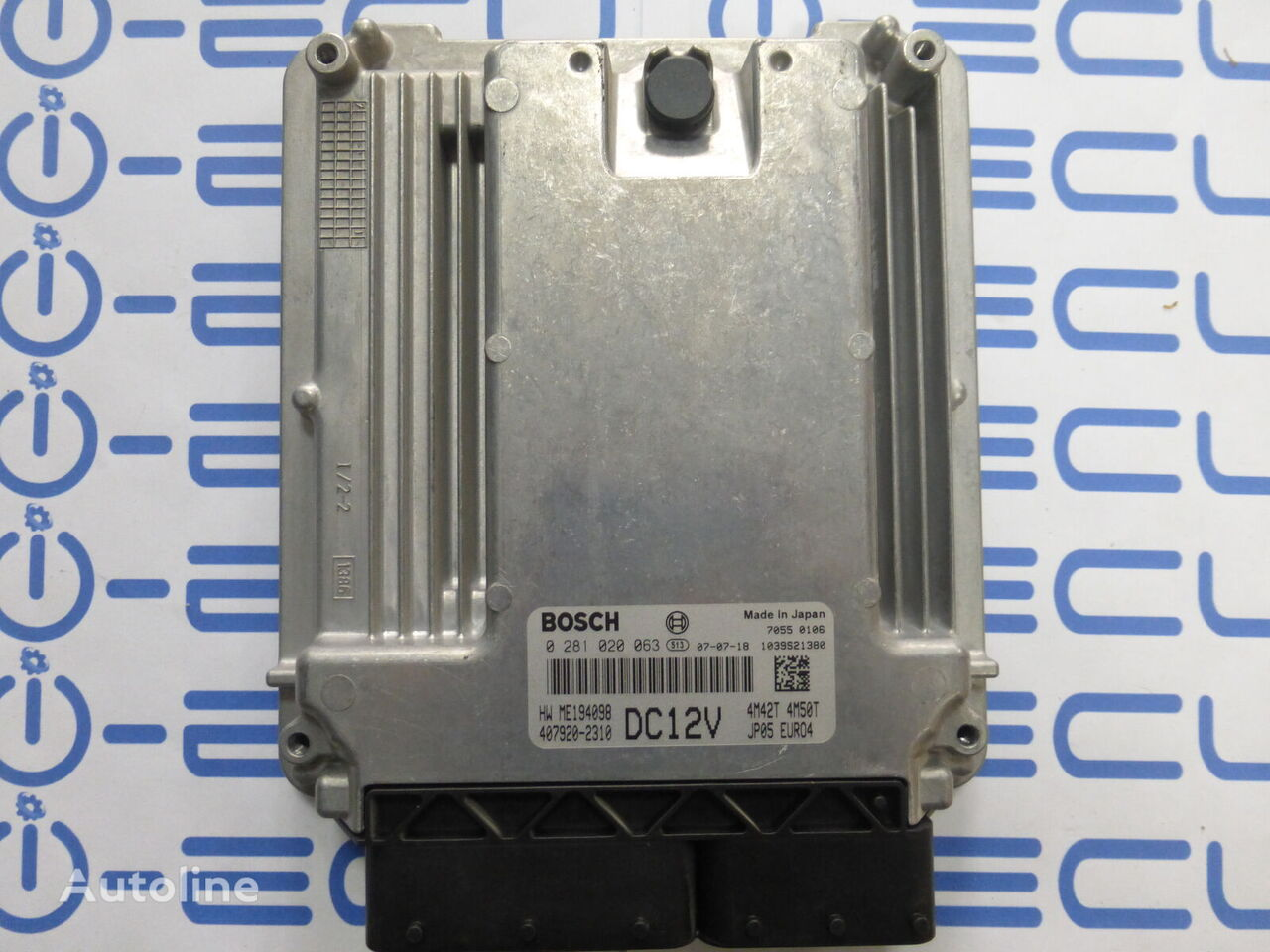 BOSCH (0281020063) unidad de control para MITSUBISHI CANTER camión nueva