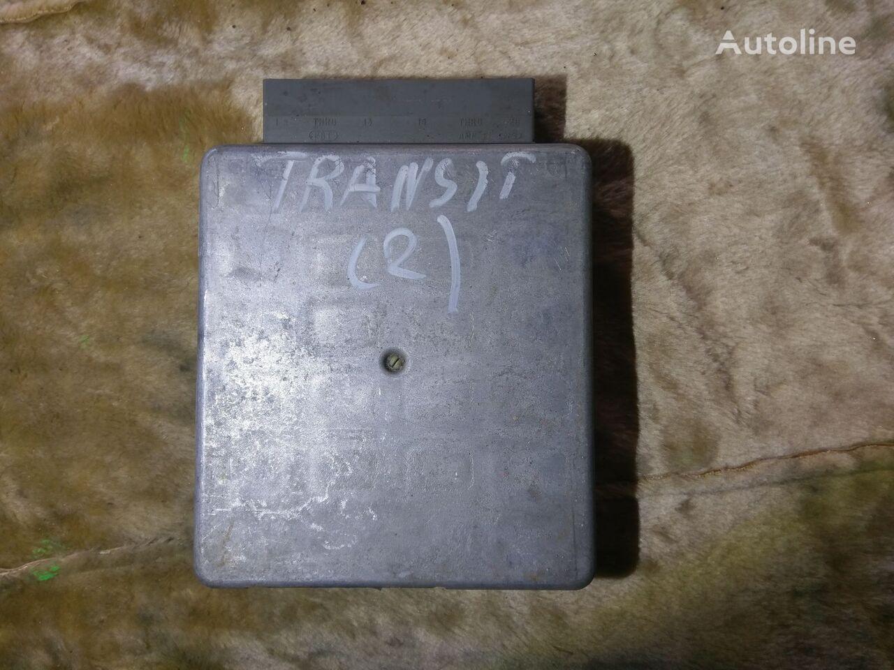 FORD QFE2 DPC-635 1-000287 PCM unidad de control para FORD TRANSIT  tractora
