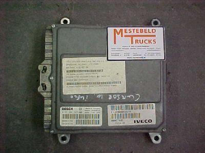 IVECO EDC Unit unidad de control para IVECO Stralis camión