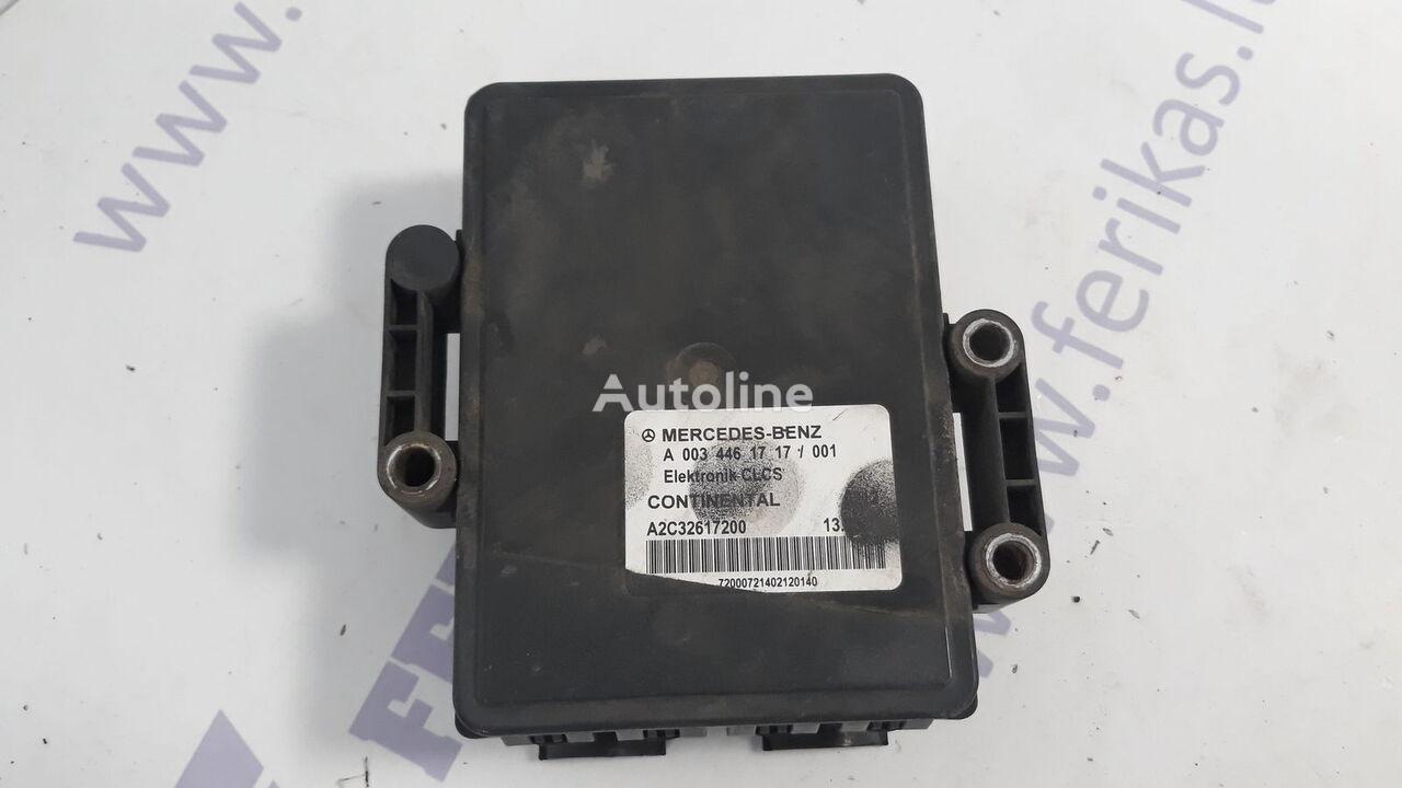 MERCEDES-BENZ elektronik CLCS control unit (A0034461717) unidad de control para MERCEDES-BENZ Actros MP4  tractora