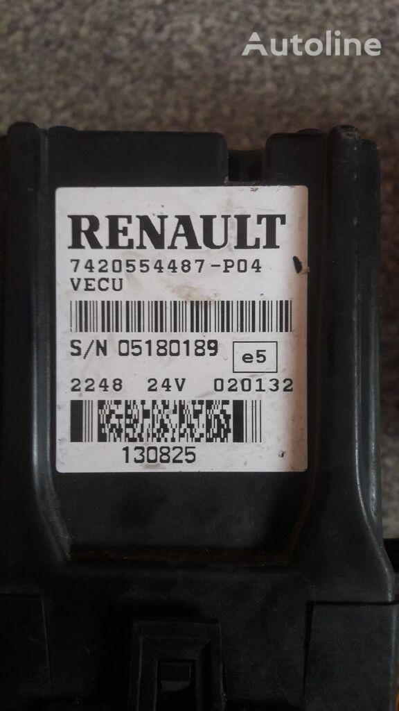 RENAULT (7420554487 -R04) unidad de control para RENAULT Magnum DXI tractora