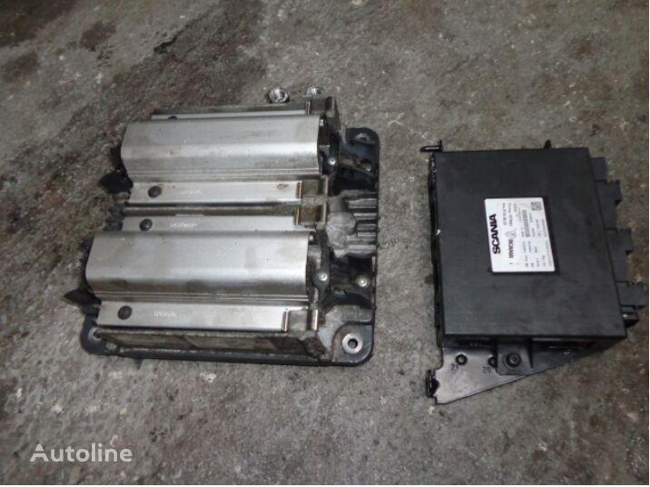 SCANIA R, P, G, L, series EURO5, EURO 5 XPI ignition set, ECU EMS + Coo unidad de control para SCANIA R, P, G, L series tractora
