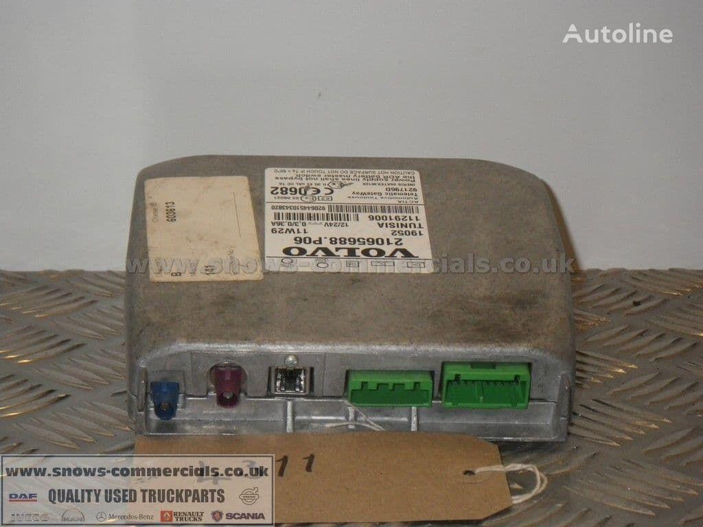 Telematic Gateway ECU (21065688.P06) unidad de control para VOLVO FH camión