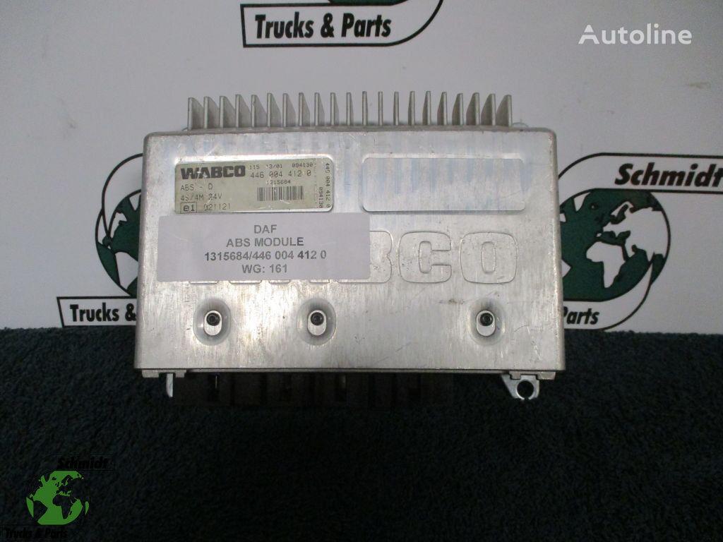 WABCO (1315684) unidad de control para DAF camión