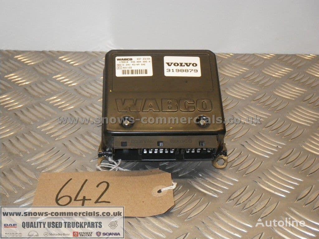 ABS-D ECU (3198879) unidad de control para VOLVO  FM  FH  camión
