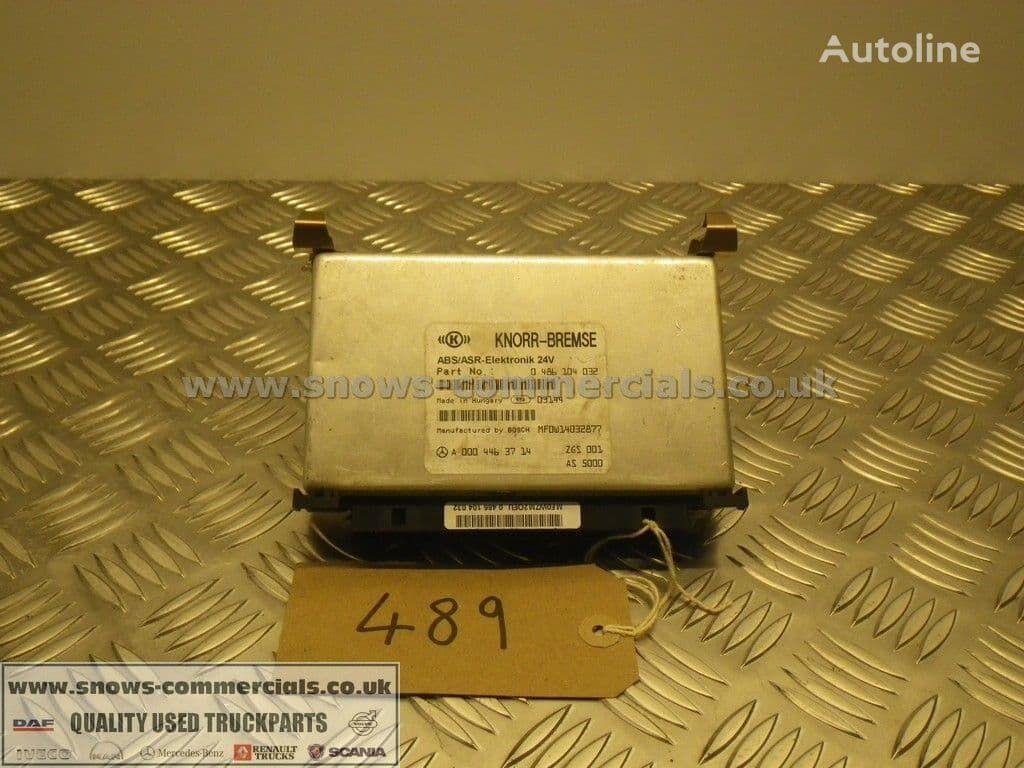ABS ECU (A0004463714) unidad de control para MERCEDES-BENZ camión