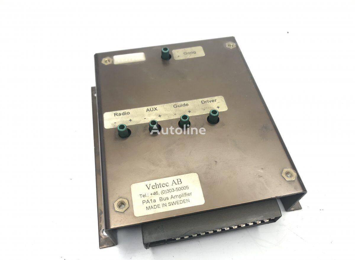Audio Amplifier (PA1A) unidad de control para VOLVO B6/B7/B9/B10/B12/8500/8700/9700/9900 bus (1995-) autobús