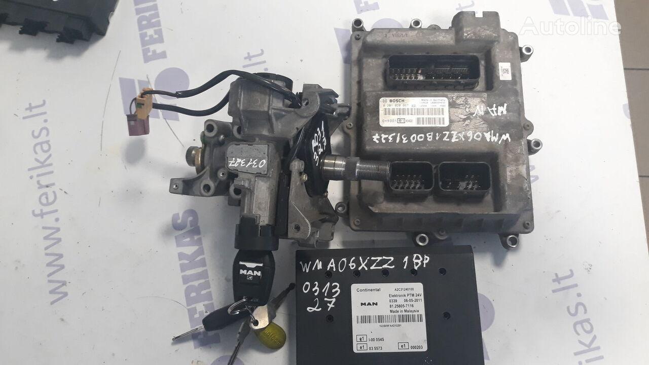 BOSCH unidad de control para MAN TGX tractora