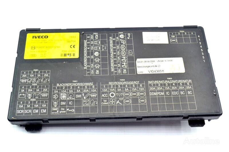 BOSCH (01.02-) (504320323) unidad de control para IVECO Stralis (2002-) camión