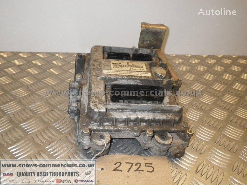 BOSCH ECU 6 cylinder F4AE0681A (4898111) unidad de control para IVECO  Dennis camión