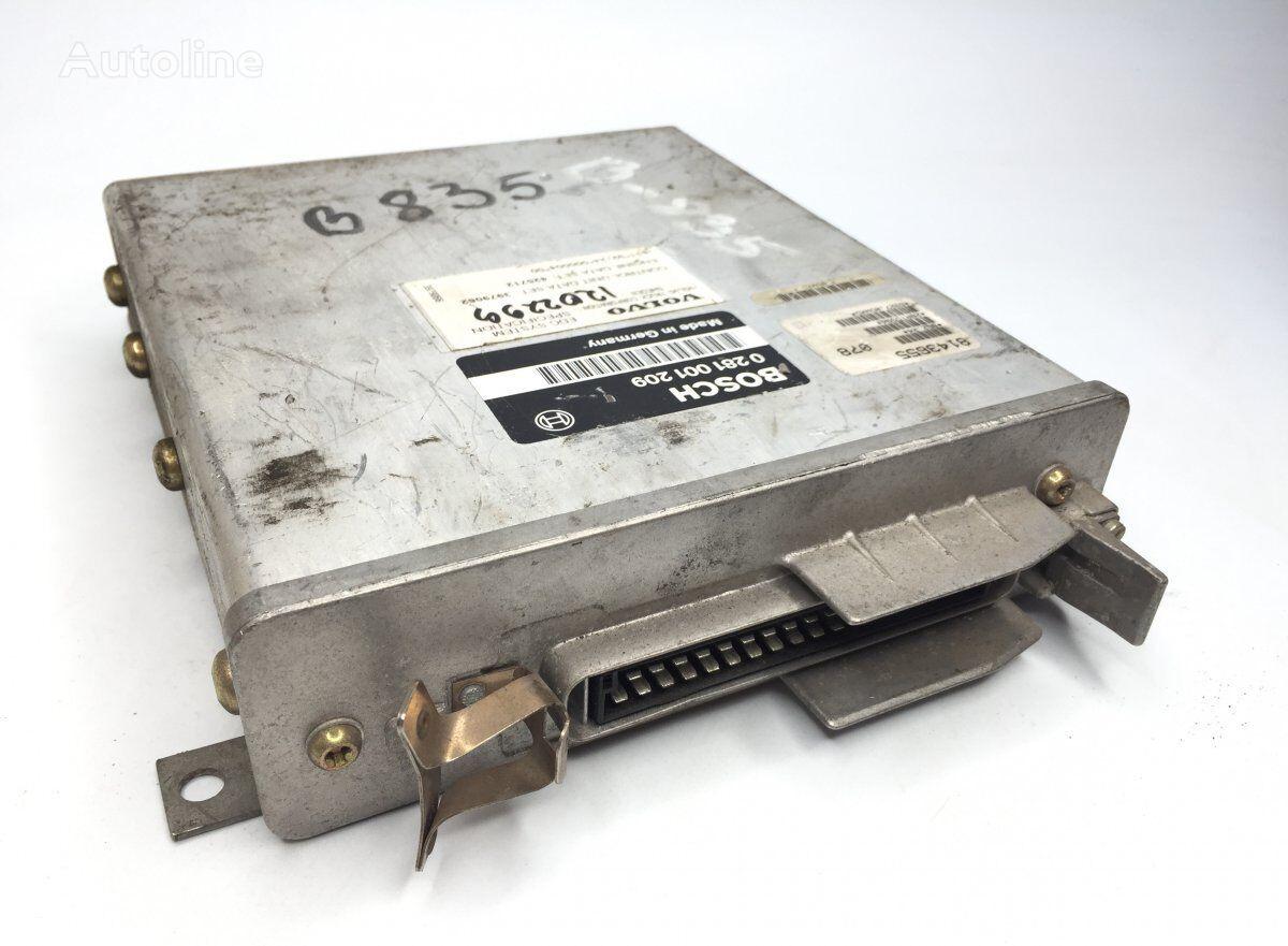 BOSCH EDC Control Unit (0281001209) unidad de control para VOLVO B6/B7/B9/B10/B12/8500/8700/9700/9900  autobús