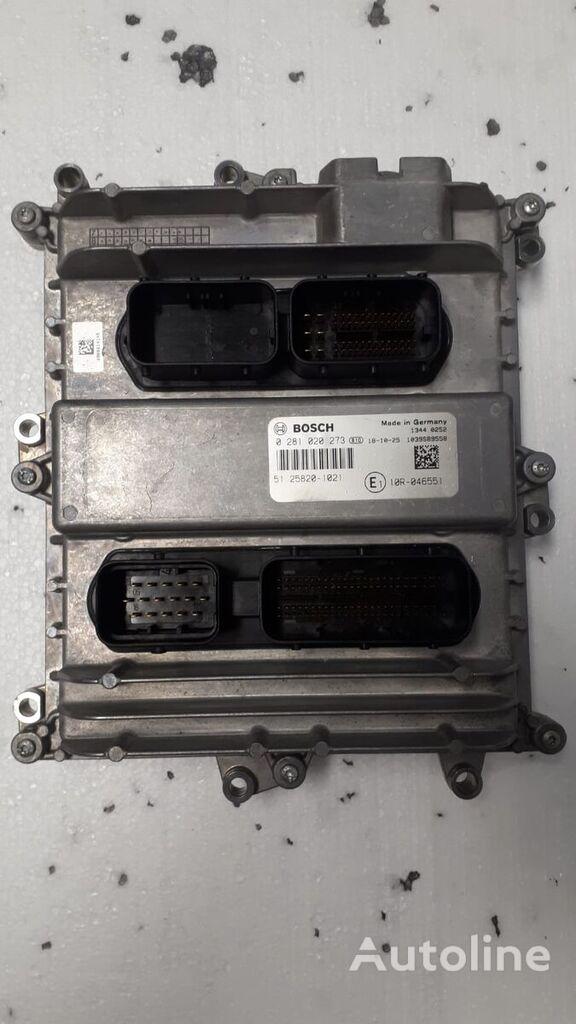 BOSCH EDC ECU (0281020273) unidad de control para MAN TGS vehículo comercial nueva