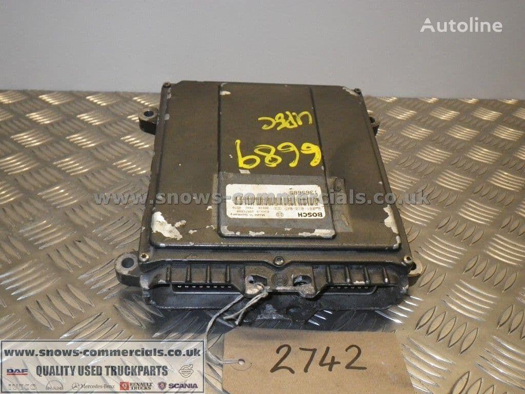 BOSCH Engine ECU (1365685) unidad de control para DAF CF75 CF85 XF95 2002-2005 camión
