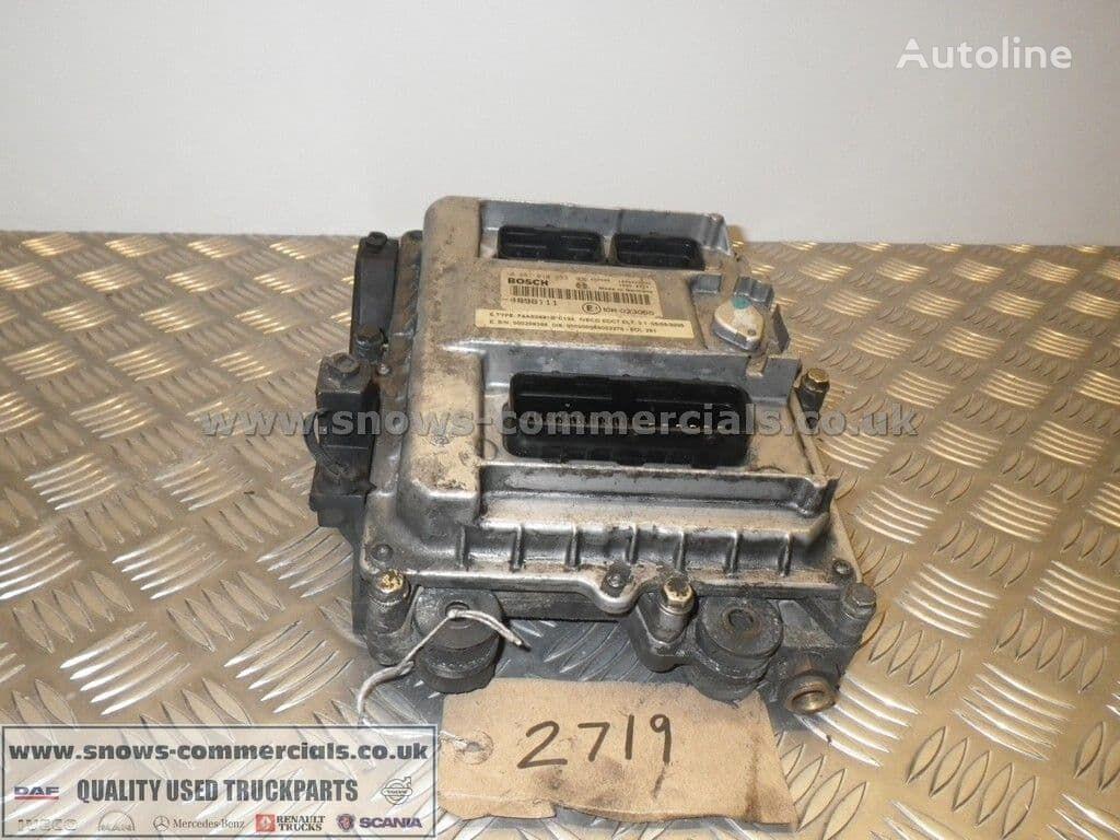 BOSCH Engine ECU 4898111 Iveco 6 cylinder (F4AE0681B) unidad de control para IVECO 120E24 180E24 camión
