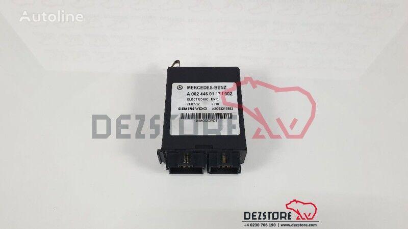 Calculator enr (A0024460117) unidad de control para MERCEDES-BENZ AXOR tractora