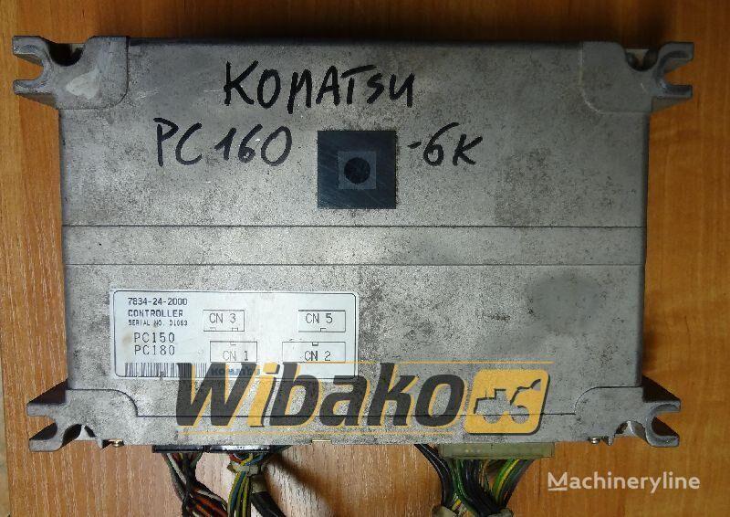 Computer Komatsu 7834-24-2000 unidad de control para 7834-24-2000 otros maquinaria de construcción
