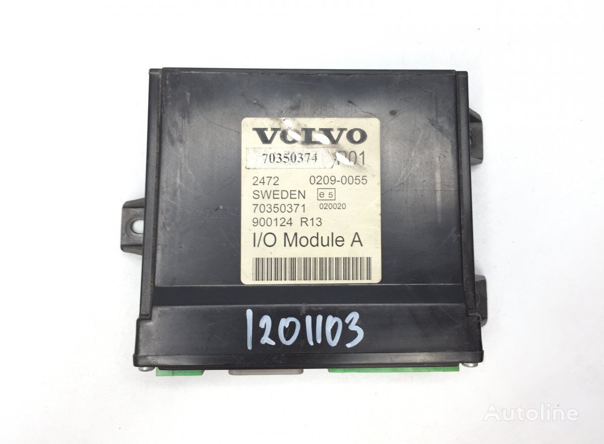 Control Unit, I/O unidad de control para VOLVO B6/B7/B9/B10/B12/8500/8700/9700/9900 bus (1995-) autobús