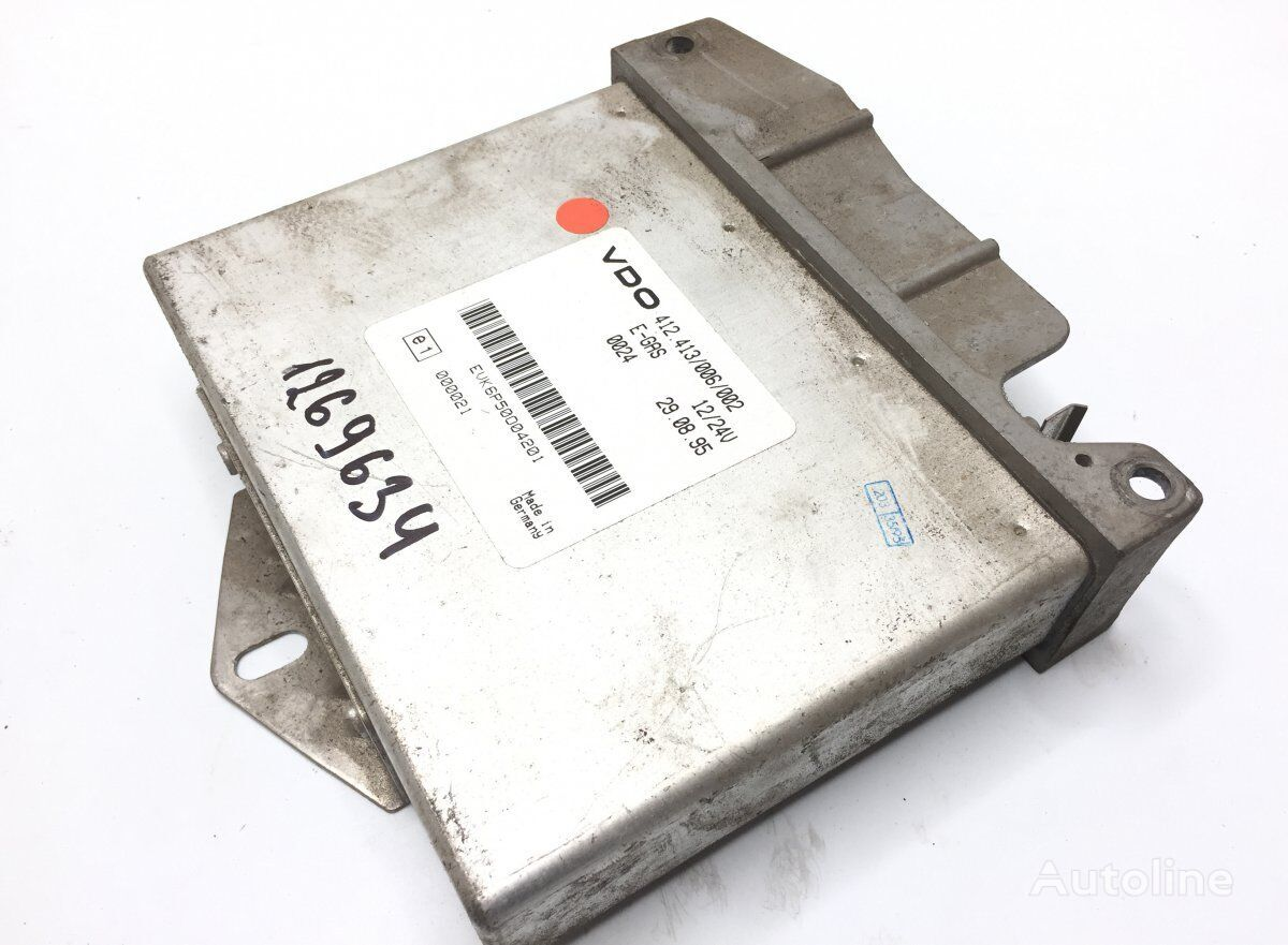 Control Unit, Speed Limiter (478615 1411053) unidad de control para VOLVO B6/B7/B9/B10/B12/8500/8700/9700/9900  autobús