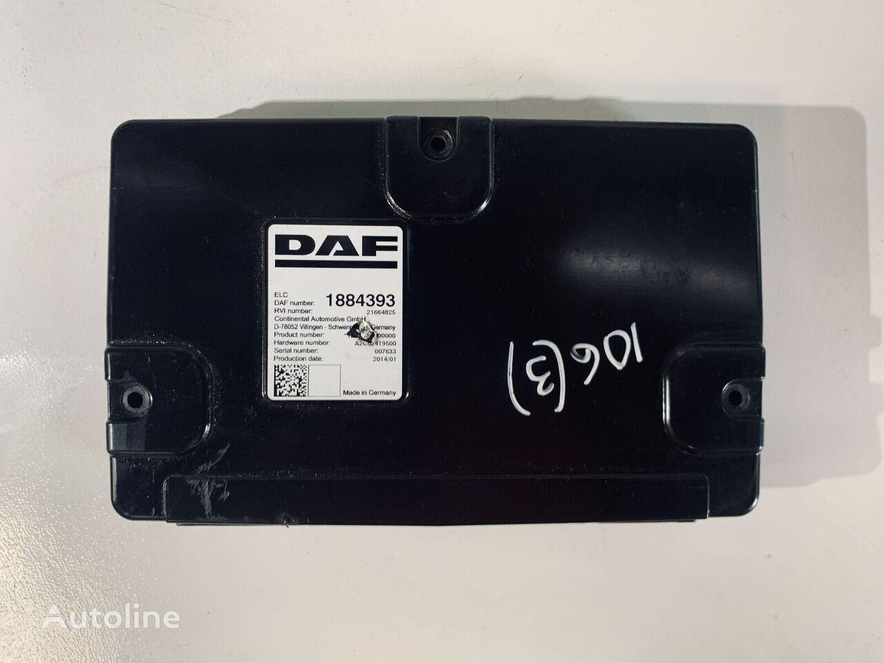 DAF (A2C82419500) unidad de control para DAF 106 tractora