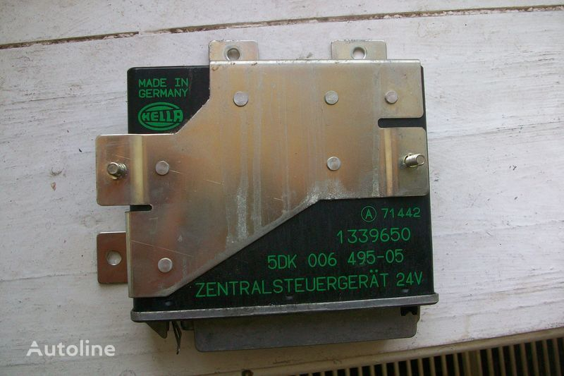 Centralnyy blok upravleniya elektronikoy 5DK 006 495-05 unidad de control para DAF tractora