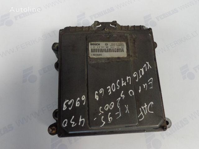 BOSCH ECU EDC Engine control 0281010045,1365685, 1684367, 1679021 (WORLDWIDE DELIVERY) unidad de control para DAF tractora