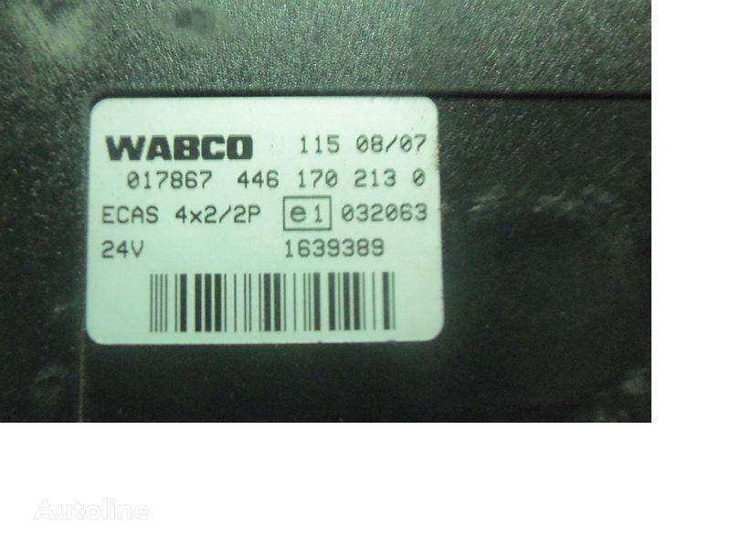DAF 105 XF, ECAS electric control unit 1639389; 1657855, 1657854, 16 unidad de control para DAF 105XF tractora