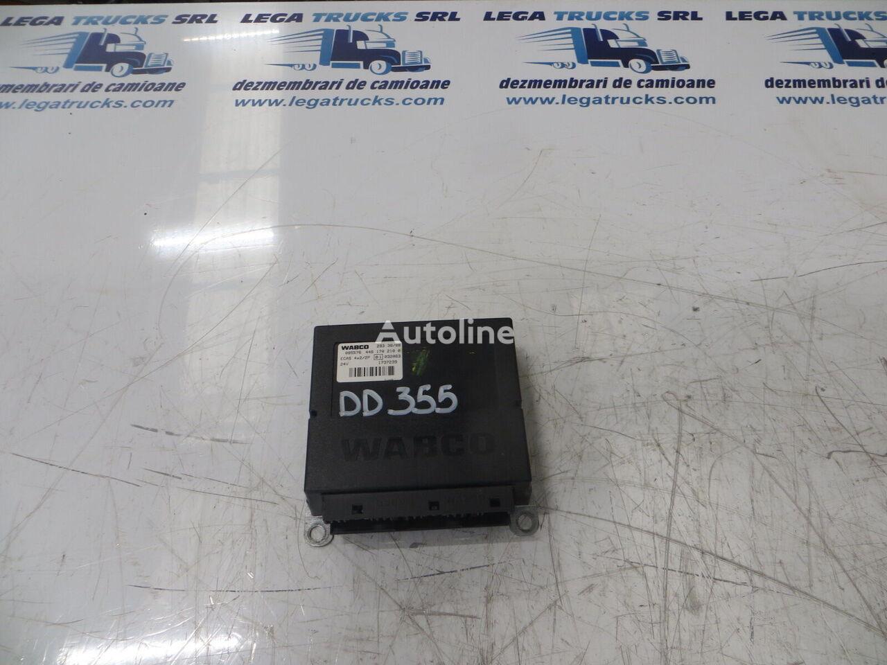 DAF Calculator ECAS XF / / DD355 (DD355) unidad de control para DAF XF tractora
