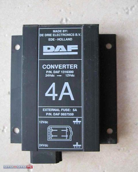 PRZETWORNICA unidad de control para DAF DAF XF/CF tractora