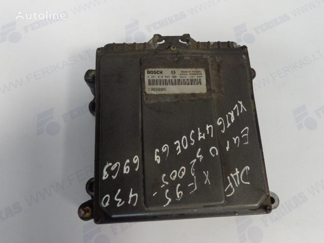 DAF ECU EDC Engine control 0281010045,1365685, 1684367, 1679021 (WOR unidad de control para DAF tractora