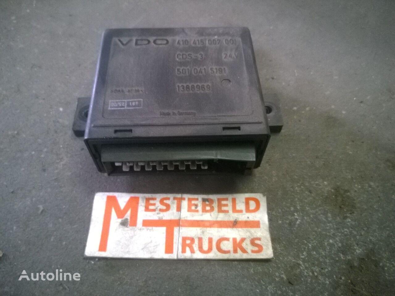 DAF Stuurkast centrale portiervergrendeling unidad de control para DAF CF camión