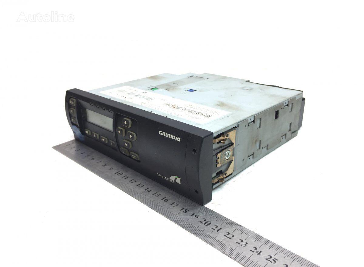 GRUNDIG FH (01.05-) (2S012) unidad de control para VOLVO FM/FH (2005-2012) tractora