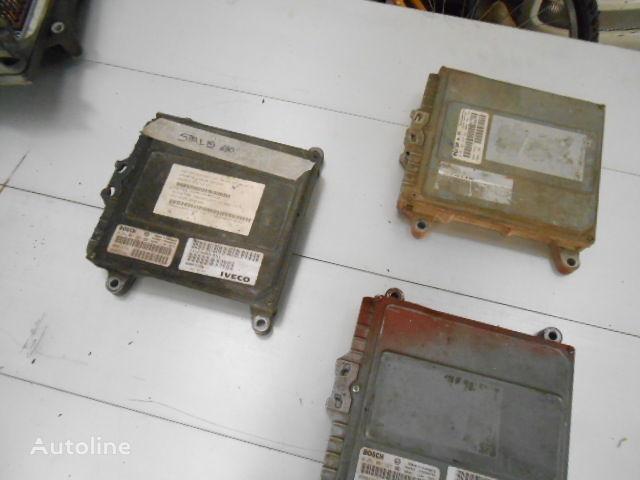 IVECO EDC Bosch 0281001527 unidad de control para IVECO Stralis/Trakker Euro3 Cursor 10 Cursor 13 camión