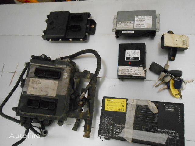 IVECO Euro 5 F3BE3681 EDC7 UC31 unidad de control para IVECO Stralis/Trakker camión