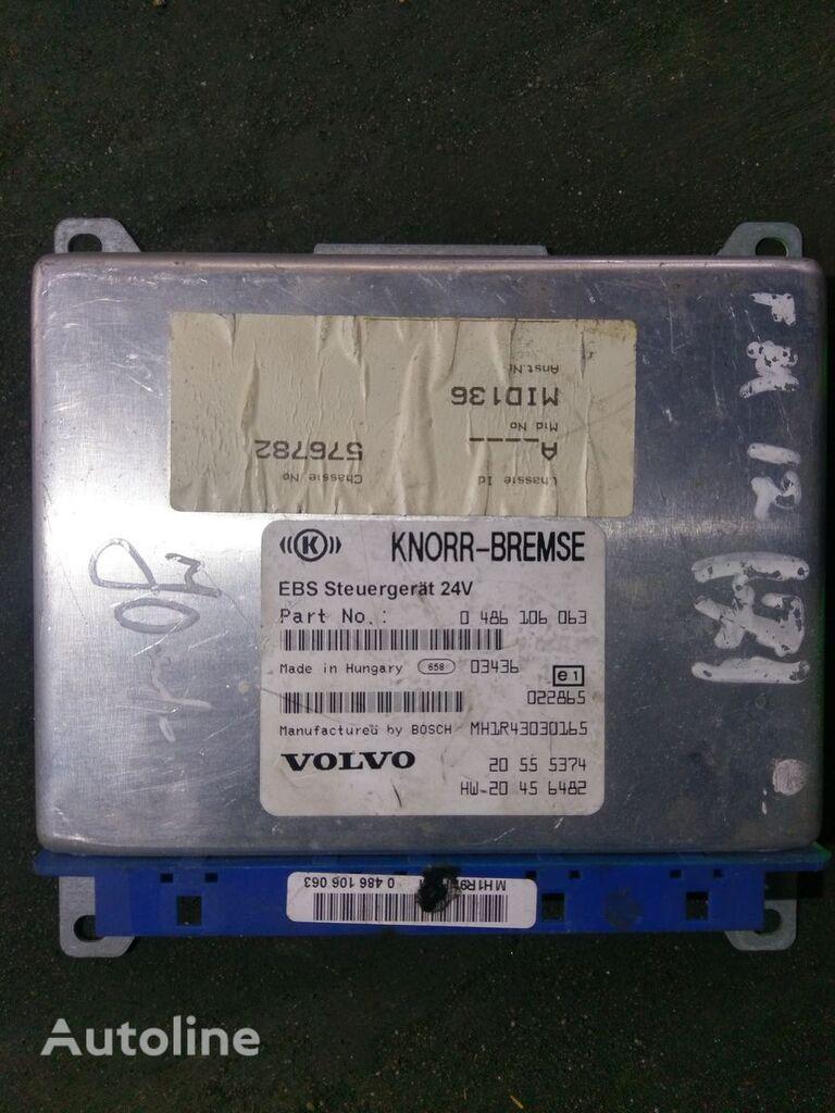 KNORR-BREMSE (0486106063) unidad de control para VOLVO FM12 tractora