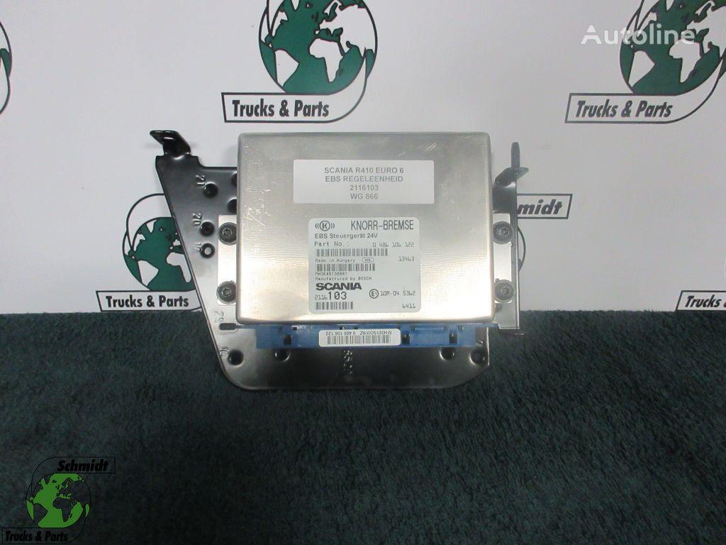 KNORR-BREMSE (2116103) unidad de control para SCANIA camión
