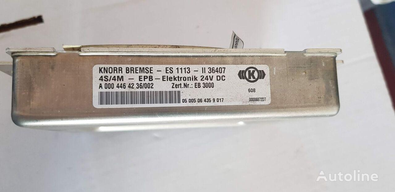 KNORR-BREMSE unidad de control para MERCEDES-BENZ camión