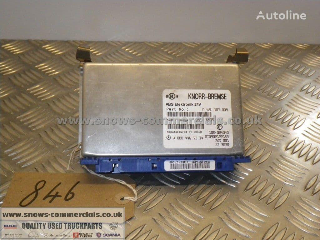 KNORR-BREMSE ABS ECU A0004467314 unidad de control para MERCEDES-BENZ camión
