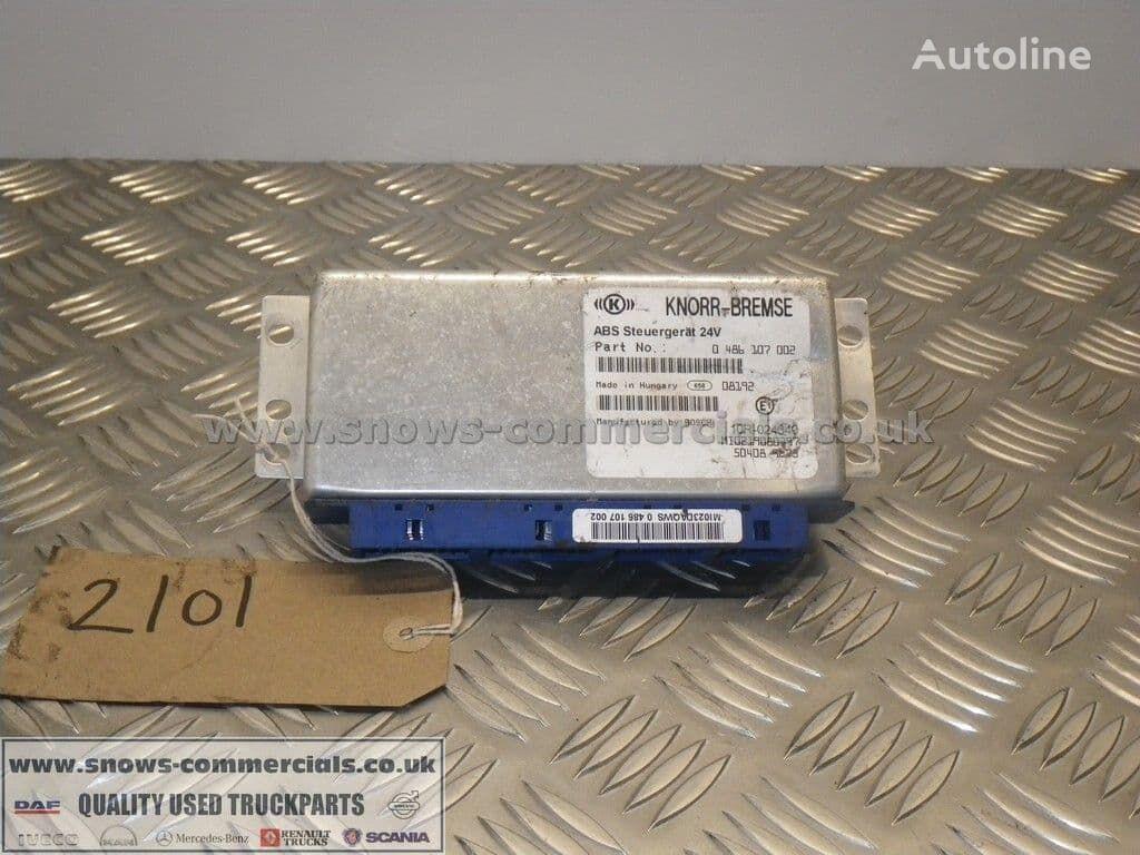 KNORR-BREMSE ECU Iveco (504089275) unidad de control para camión
